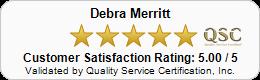 Rate Debra